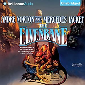 The Elvenbane Audiobook
