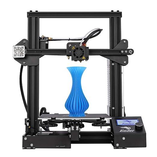 63 opinioni per Creality 3D Stampante 3D Ender 3 Dimensioni di Stampa Completamente Open Source