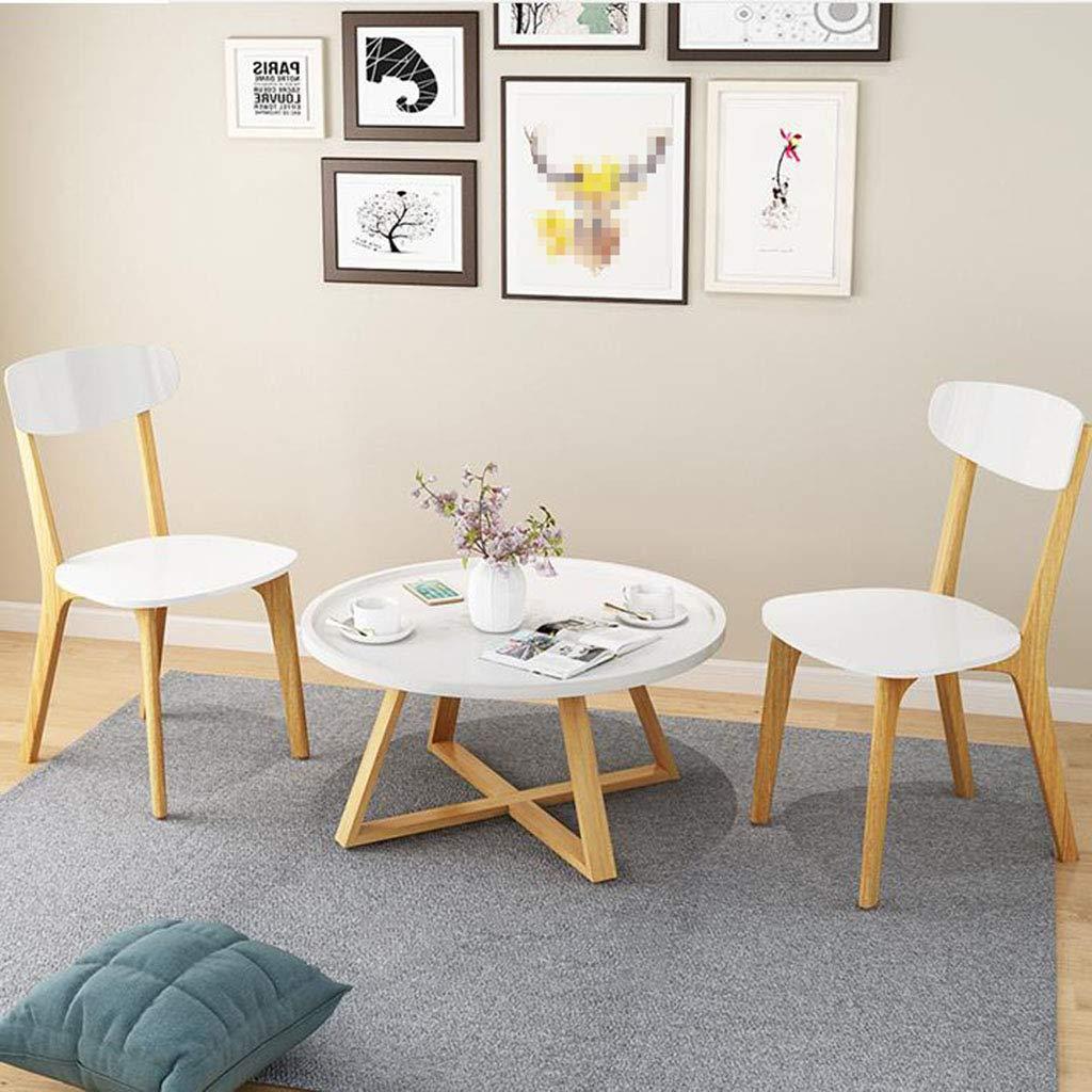 Mesa de Centro Redonda, Sala de Estar Creativa sofá Mesa ...