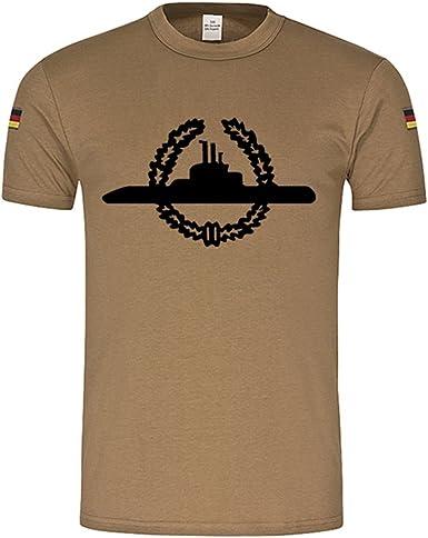 noorsk – Camisa de buceo submarino nadadores tätigeits nadadores Original del Ejército Alemán Submarino conductores Emblema: Amazon.es: Ropa y accesorios