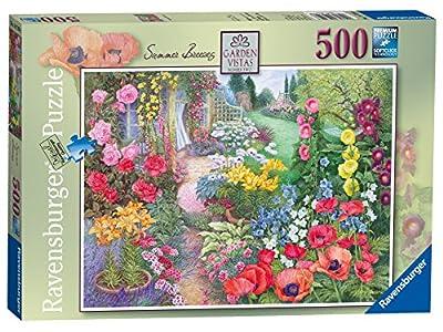 Ravensburger Garden Vistas No.2 - Summer Breeze 500pc Jigsaw Puzzle
