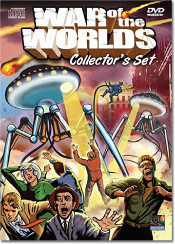 War of the Worlds Collectors Edition