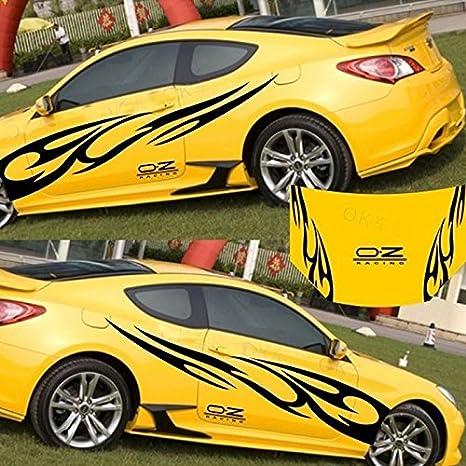 3D Loup Totem Stickers Autocollants De Voiture Full Body Car Styling Vinyle Decal Autocollant pour Voitures D/écoration
