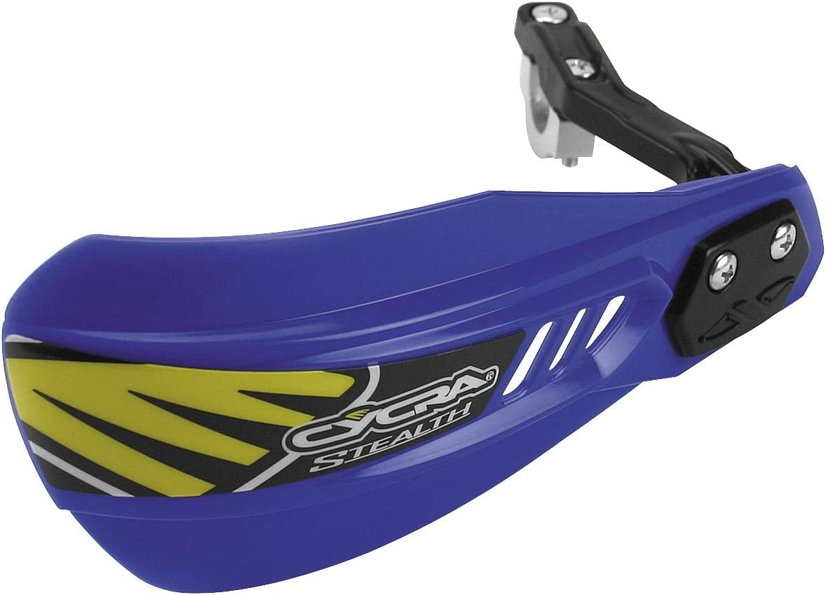 Cycra Stealth Composite Primal Racer Pack Handshields Red