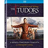 Blu-ray The Tudors 4a Temporada [ Brazilian Edition / Season 4 ] [Subtitles in English + Spanish + Portuguese] Region ALL