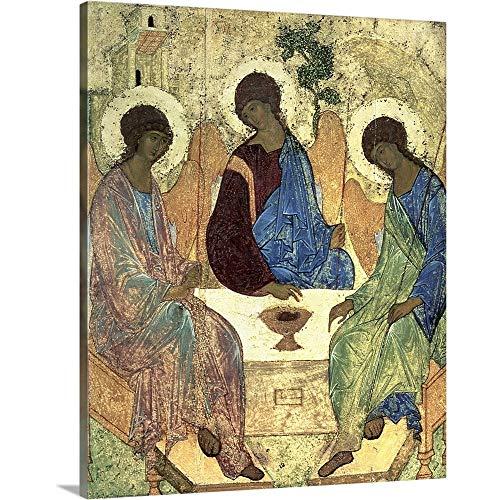 The Holy Trinity, 1420s