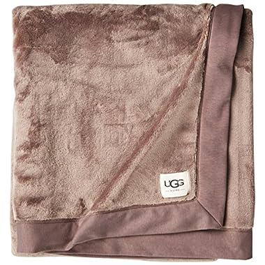 UGG Women's Duffield Throw, Stormy Grey, O/S