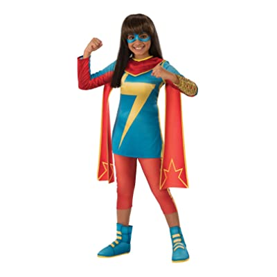 Marvel Rising - Secret Warriors Ms. Marvel Child Costume: Clothing