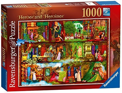 Ravensburger Dragon - 1000 Piece Puzzle by Ravensburger