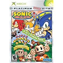 Sonic Mega Collection/Super Monkey Ball Deluxe - Xbox