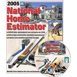 Craftsman 2005 National Home Estimator