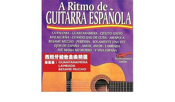 A Ritmo de Guitarra Española Vol. 1 de Antonio De Lucena en Amazon ...