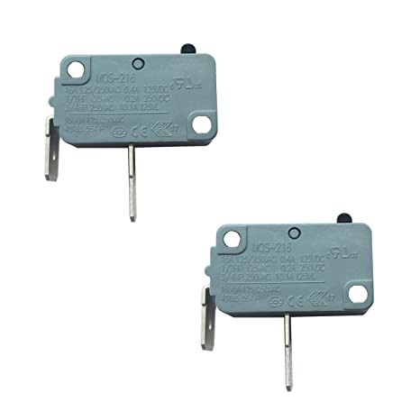 Amazon.com: LONYE WD21X10224 - Interruptor para puerta de ...
