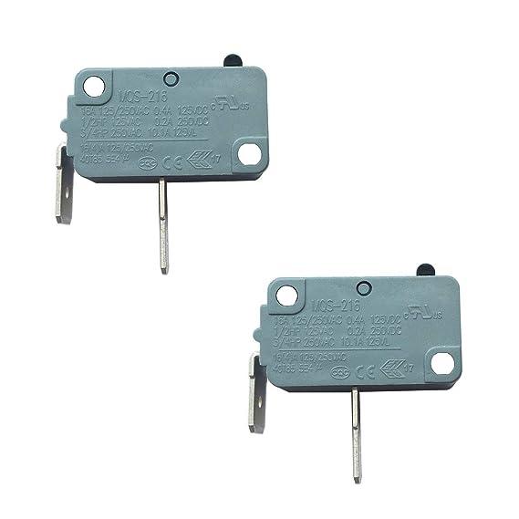 LONYE WD21X10224 Interruptor de Interbloqueo de Puerta de ...