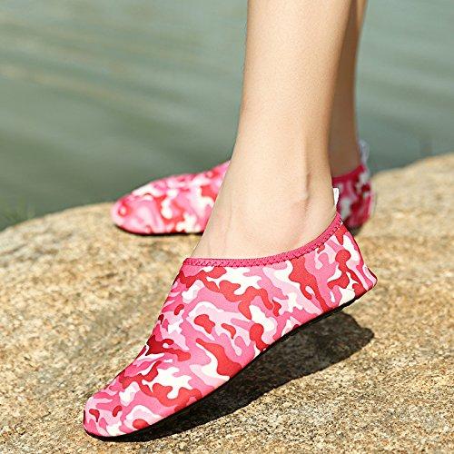 aire zapatos playa multi de S amarillo transpirable funcional 169 suave al energía Zapatos libre Lucdespo buceo natación y elástica de deportes PfwXF