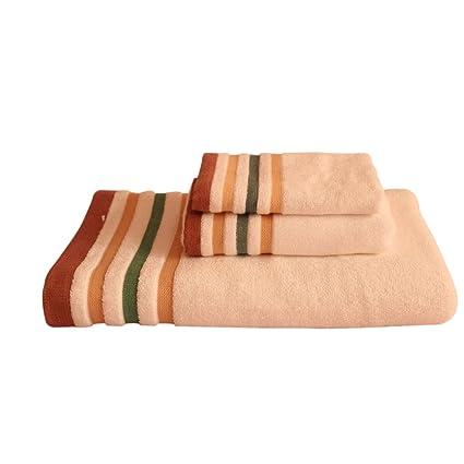 zgk-towel 100% Fibra de Bambú toalla de baño (hoja grande de alta