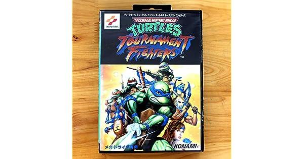 Amazon.com: Teenage Mutant Ninja -Turtles Tournament ...