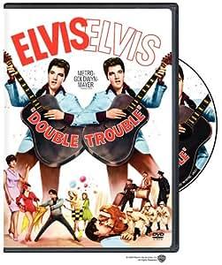 Elvis - Double Trouble (Bilingual) [Import]