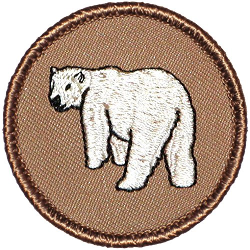 - Polar Bear Patrol Patch - 2