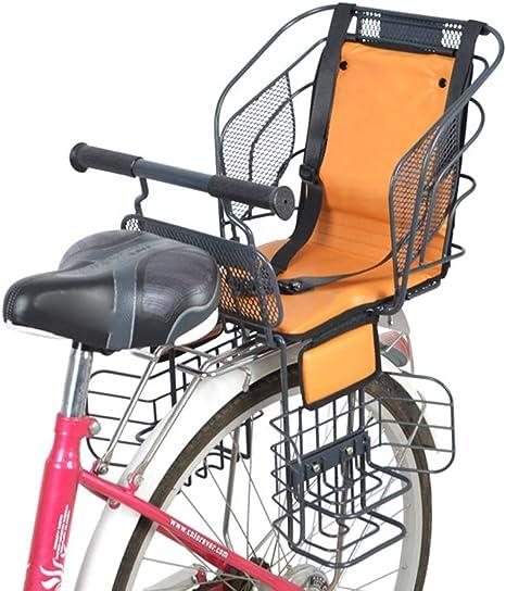 JTYX Niños Asientos de Seguridad para Bicicletas Asientos del ...