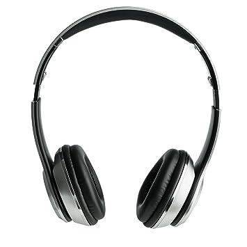 Color Dreams Auriculares móvil inalámbricos bluetooth con micrófono supraurales de diadema cerrados supercómodos, sonido estéreo