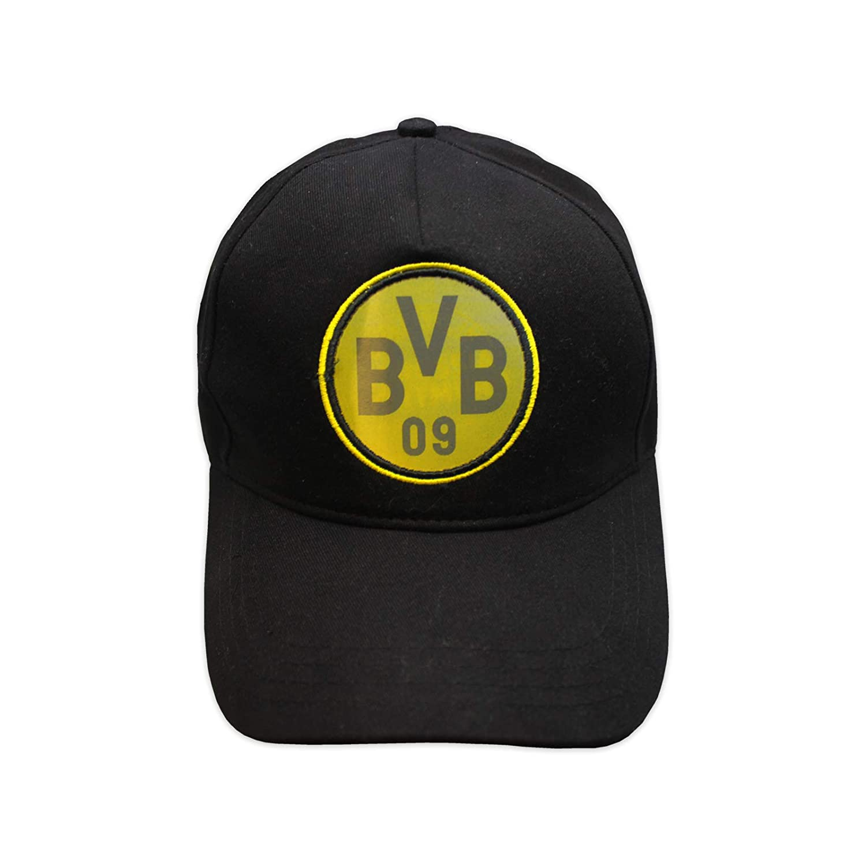 Borussia Dortmund BVB-Kappe Lenticular schwarz