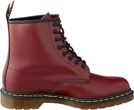 Attivazione letto Temperato  Amazon.com: Dr. Martens Low-Boots 1460 Cherry Red Smooth 42 Men: Clothing
