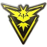 PokemonGo Pins Mystic Instinct Valor Badges-Articuno Moltres Zapdos Team Pins