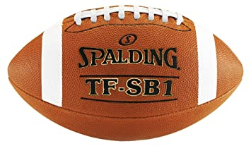 Amazon spalding tf sb1 nfhs full size football recreational spalding tf sb1 nfhs full size football fandeluxe Image collections