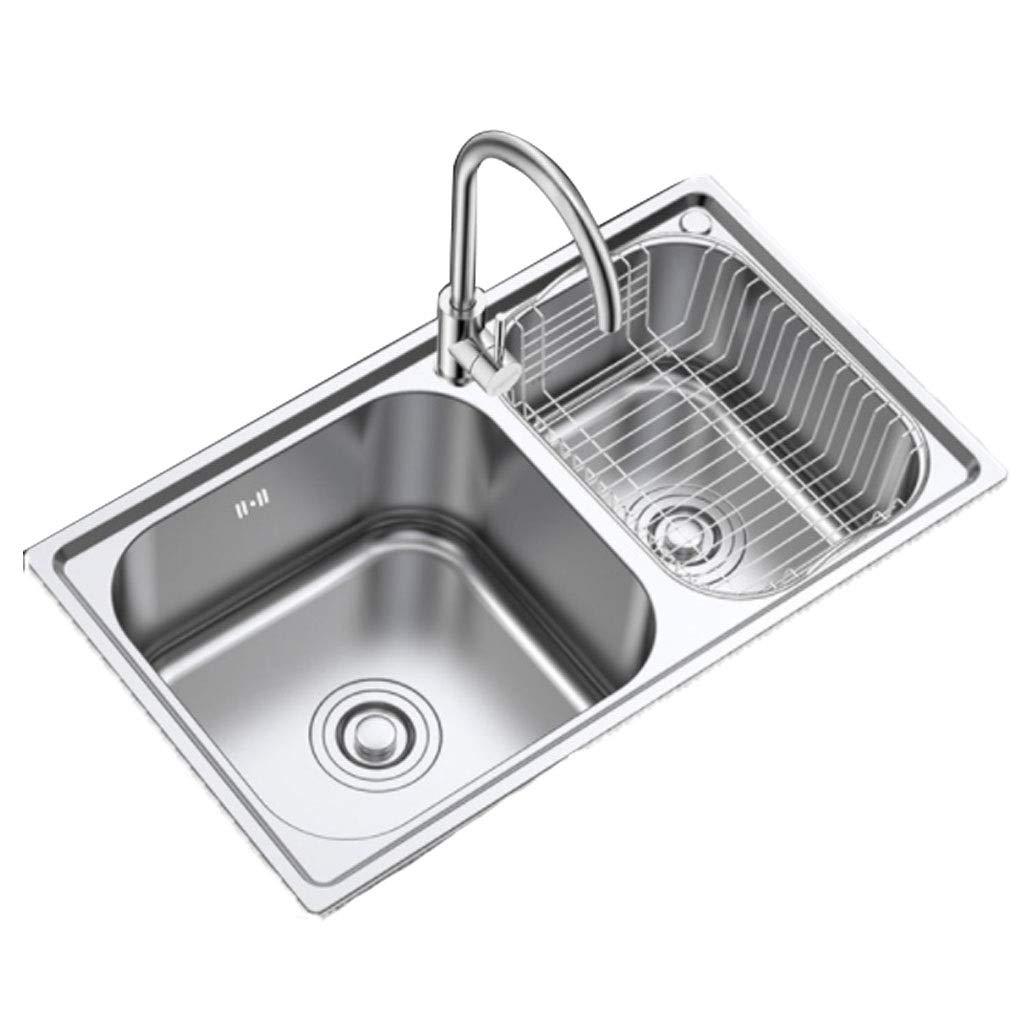 Kitchen Sinks Sink 304 Stainless Steel Sink Kitchen Sink