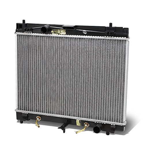 For Yaris/Scion xD 1-1/4 inches Inlet OE Style Aluminum Direct Replacement Racing Radiator