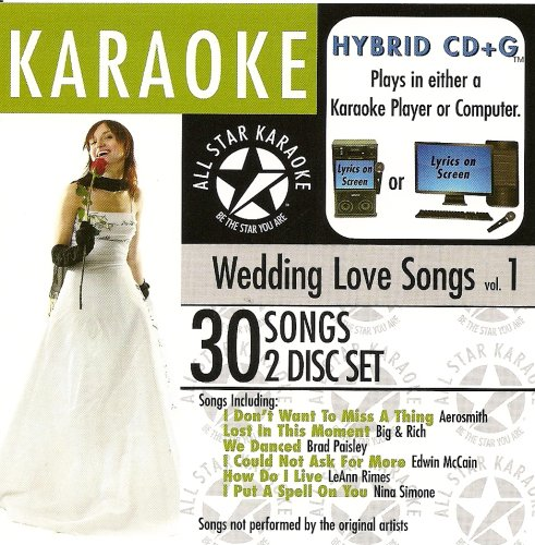 Vol 1 Karaoke Disc - 5