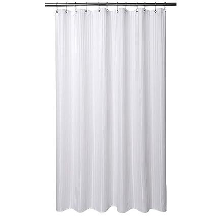 Barossa Design X Long Fabric Shower Curtain