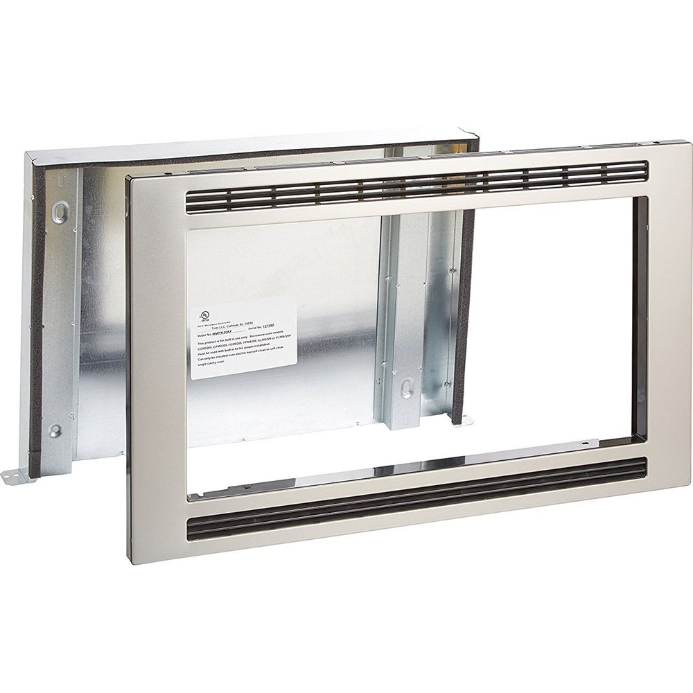 Frigidaire MWTK30KF Microwave Trim Kit, 30-Inch, Stainless Steel by Frigidaire