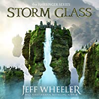 Storm Glass: The Harbinger Series, Book 1 Audible Audiobook for Free