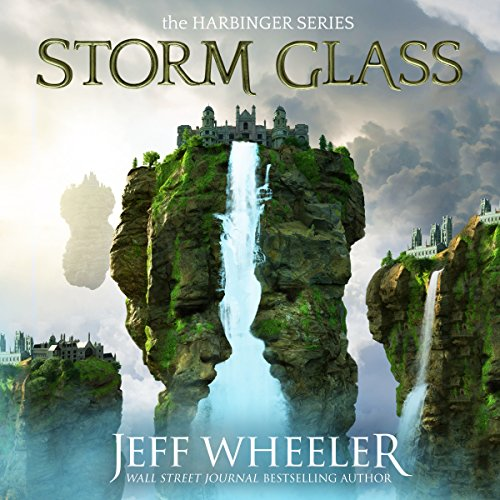 Pdf Science Fiction Storm Glass: (Harbinger, Book 1)