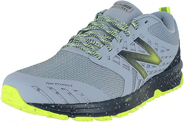 New Balance Fuel Core Nitrel, Zapatillas de Running para Asfalto para Hombre, Gris (Reflection/Galaxy/Hi-Lite Rr1), 43 EU: Amazon.es: Zapatos y complementos
