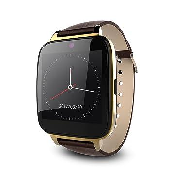 Cawono Smartwatch Bluetooth Reloj Inteligente con Cámara, TF ...