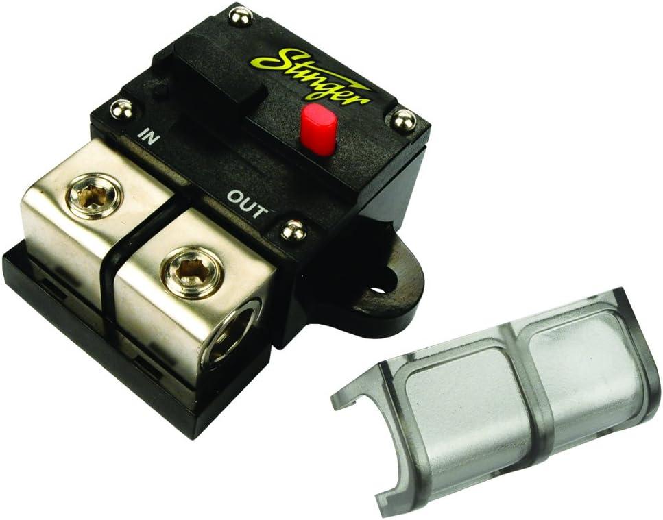 Stinger SGP901501 Circuit Breaker 150 Amp with Manual Reset