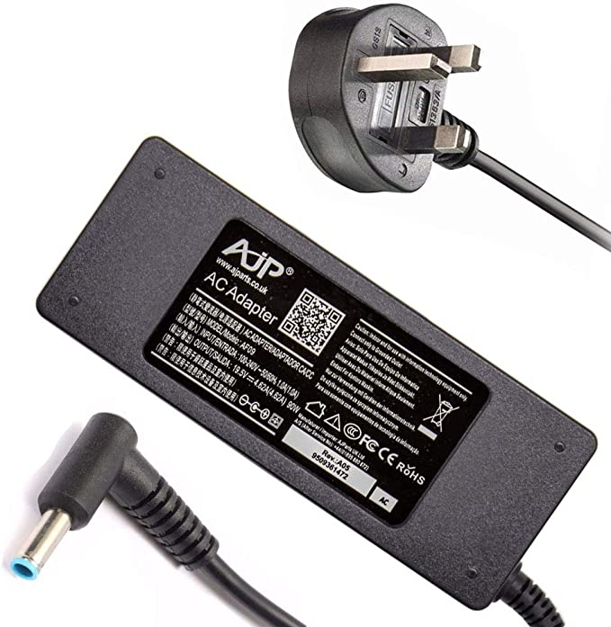 Wikiparts LAPTOP ADAPTER CHARGER FOR HP