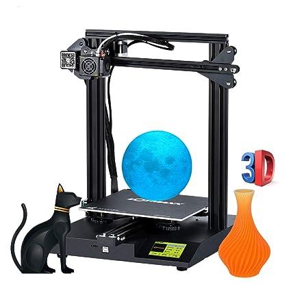 Aibecy Kit de impresora 3D de escritorio LOTMAXX SC-10 Impresión ...