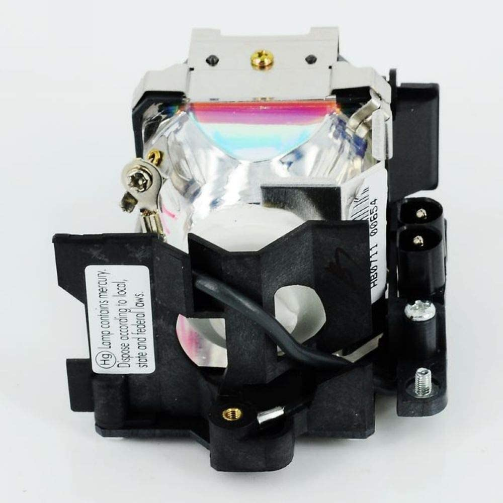 CTLAMP Original LMP-C162 LMP-C163 Projector Lamp Bulb with Housing Compatible with Sony VPL-EX3 VPL-EX4 VPL-ES3 VPL-ES4 VPL-CS20 VPL-CS20A VPL-CX20 VPL-CS21 VPL-CX21
