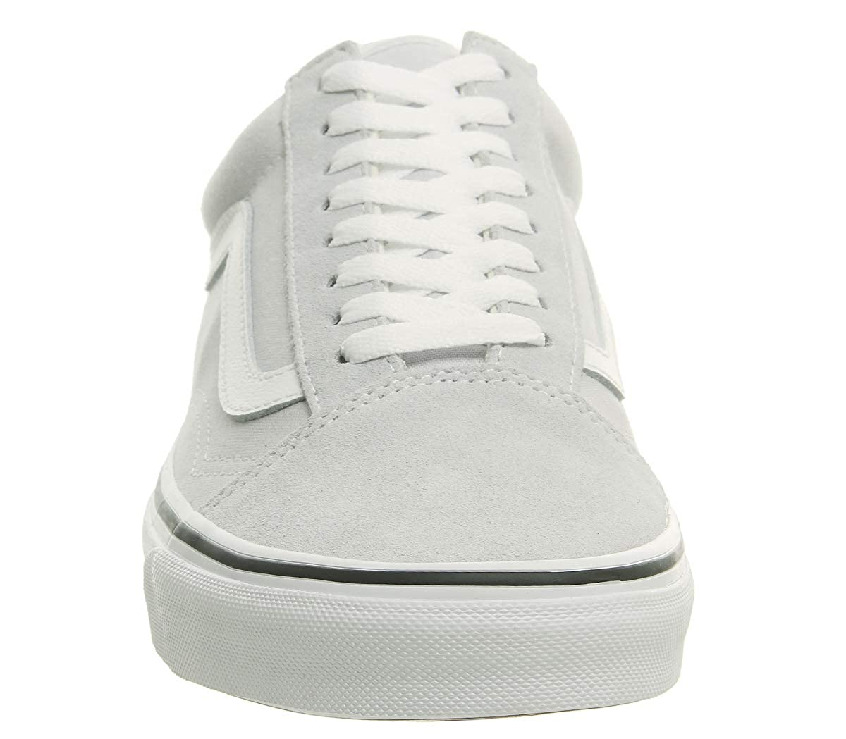 9050c52f5a Vans Old Skool Gray Dawn True White - 4 UK  Amazon.co.uk  Shoes   Bags