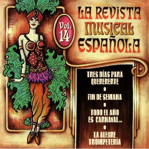 from the album la revista musical espanola vol 14 january 1 2000