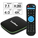 Amazon Price History for:2018 Version Leelbox Q1 Android 7.1 TV Box with BT 4.0 Supporting 4K (60Hz) Full HD /H.265 /WiFi Smart TV Box