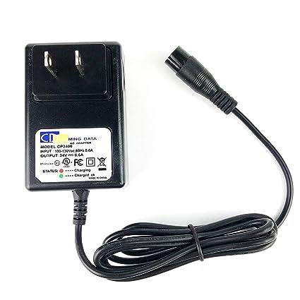 Ironheel Cargador de batería eléctrico de la Vespa ...