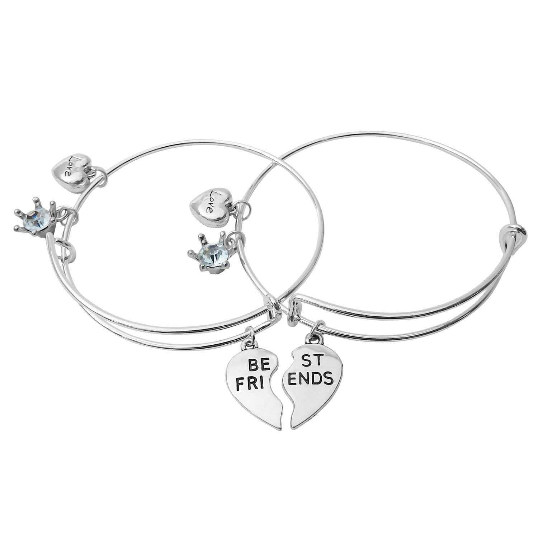 (Include Two)Best Friends Bracelets- best friends forever bracelets for 2 best friend bracelets 2 piece