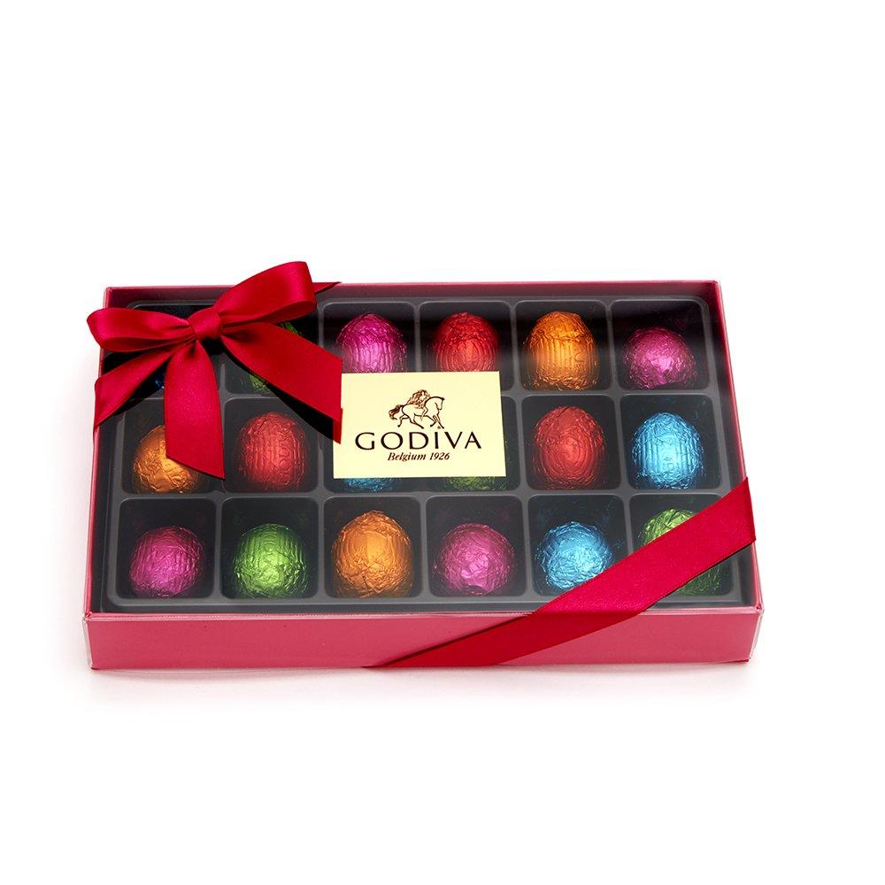 Amazon.com : Godiva Chocolatier Eggstra Special Assorted