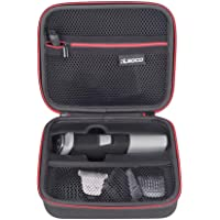 RLSOCO Carrying Case for Philips Multigroom Series 5000 11-in-1 Face, Hair & Body Trimmer MG5730/15,MG5760, Philips Norelco Multigroom Series 3000 and Attachments - Fit Philips Multigroom 3750 Trimmer