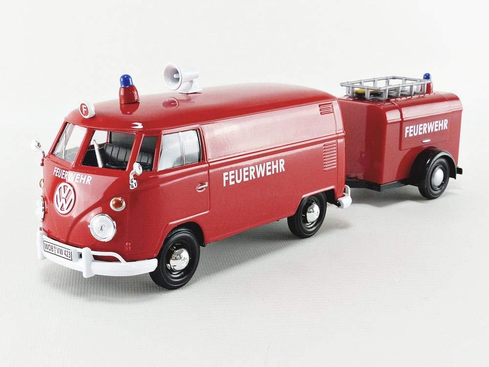 Rot Motormax 79671 Miniaturauto-Kollektion